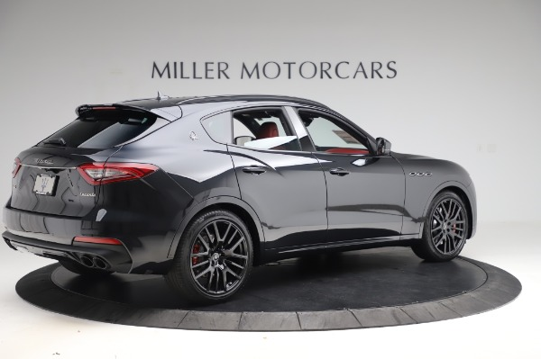 New 2020 Maserati Levante GTS for sale Sold at Bentley Greenwich in Greenwich CT 06830 8