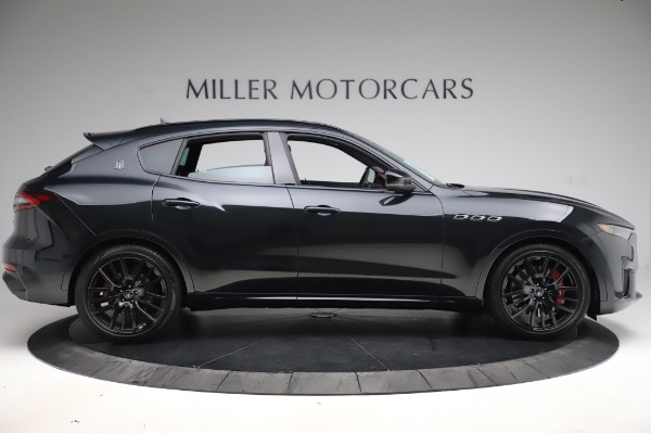 New 2020 Maserati Levante GTS for sale Sold at Bentley Greenwich in Greenwich CT 06830 9