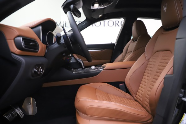 New 2020 Maserati Levante GTS for sale Sold at Bentley Greenwich in Greenwich CT 06830 15
