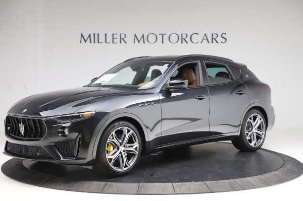 New 2020 Maserati Levante GTS for sale Call for price at Bentley Greenwich in Greenwich CT 06830 2