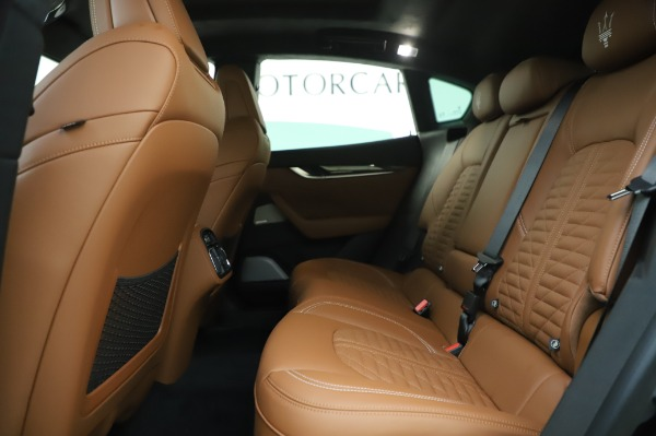 New 2020 Maserati Levante GTS for sale Sold at Bentley Greenwich in Greenwich CT 06830 21