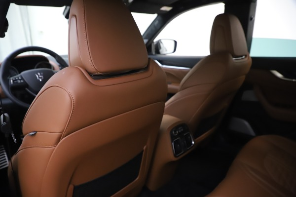 New 2020 Maserati Levante GTS for sale Sold at Bentley Greenwich in Greenwich CT 06830 22