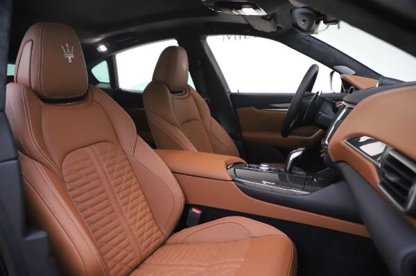 New 2020 Maserati Levante GTS for sale Sold at Bentley Greenwich in Greenwich CT 06830 24