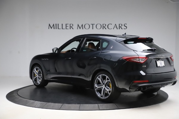 New 2020 Maserati Levante GTS for sale Call for price at Bentley Greenwich in Greenwich CT 06830 4