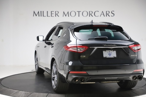 New 2020 Maserati Levante GTS for sale Sold at Bentley Greenwich in Greenwich CT 06830 5