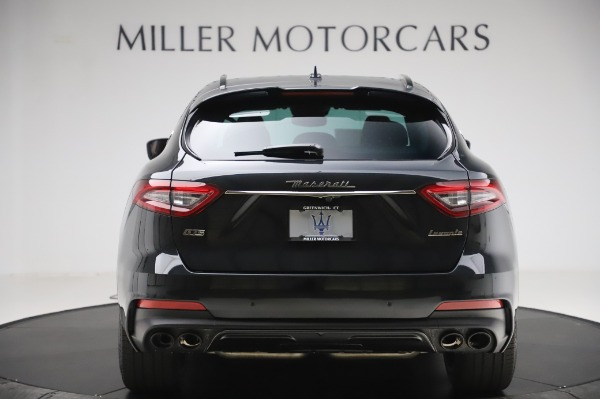 New 2020 Maserati Levante GTS for sale Sold at Bentley Greenwich in Greenwich CT 06830 6