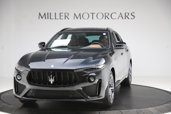 New 2020 Maserati Levante GTS for sale Call for price at Bentley Greenwich in Greenwich CT 06830 1