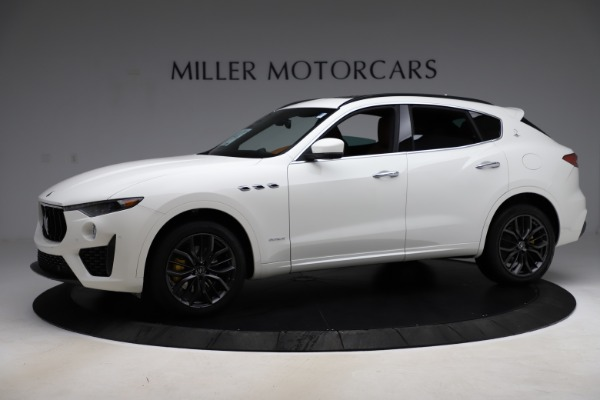 New 2020 Maserati Levante Q4 GranSport for sale $82,790 at Bentley Greenwich in Greenwich CT 06830 2