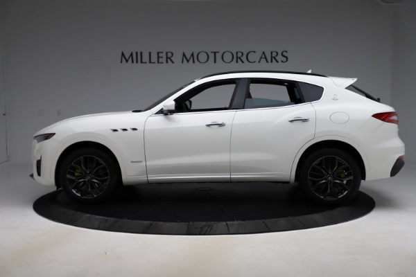 New 2020 Maserati Levante Q4 GranSport for sale $82,790 at Bentley Greenwich in Greenwich CT 06830 3