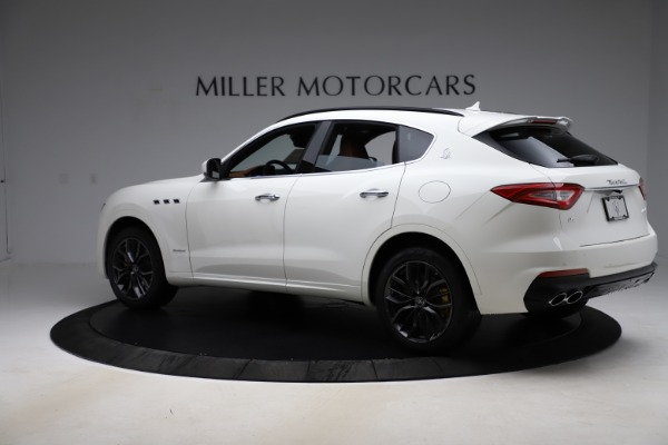 New 2020 Maserati Levante Q4 GranSport for sale $82,790 at Bentley Greenwich in Greenwich CT 06830 4