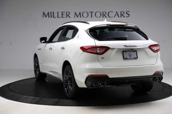 New 2020 Maserati Levante Q4 GranSport for sale $82,790 at Bentley Greenwich in Greenwich CT 06830 5