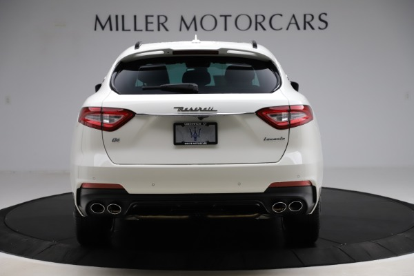 New 2020 Maserati Levante Q4 GranSport for sale $82,790 at Bentley Greenwich in Greenwich CT 06830 6