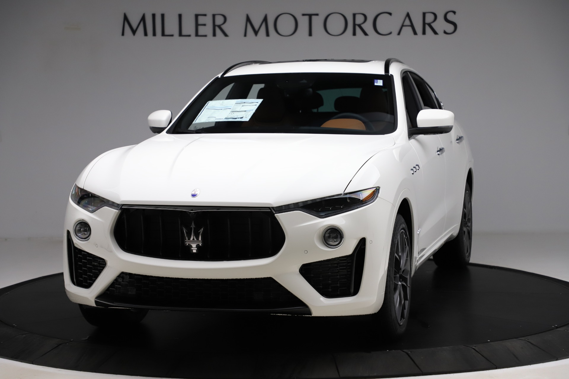 New 2020 Maserati Levante Q4 GranSport for sale $82,790 at Bentley Greenwich in Greenwich CT 06830 1