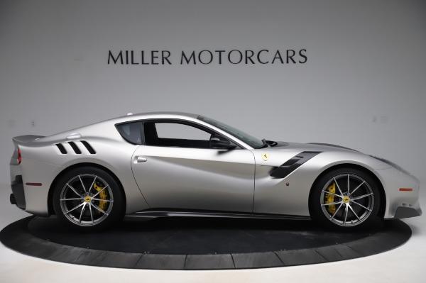 Used 2016 Ferrari F12tdf for sale $925,900 at Bentley Greenwich in Greenwich CT 06830 9