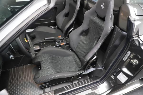 Used 2009 Ferrari 430 Scuderia Spider 16M for sale $325,900 at Bentley Greenwich in Greenwich CT 06830 21