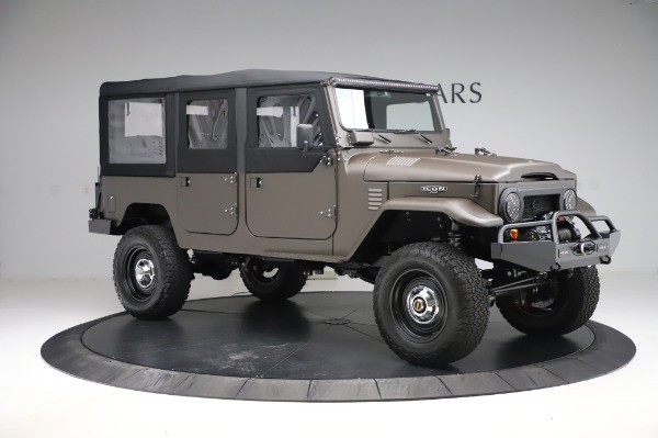 Used 1974 Toyota FJ44 Icon for sale $249,900 at Bentley Greenwich in Greenwich CT 06830 10