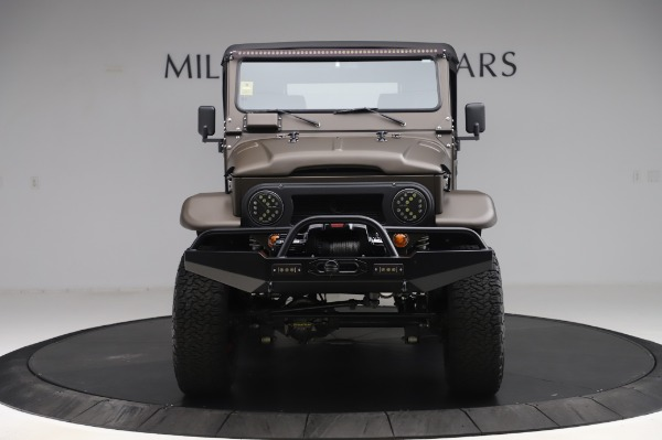 Used 1974 Toyota FJ44 Icon for sale $249,900 at Bentley Greenwich in Greenwich CT 06830 12
