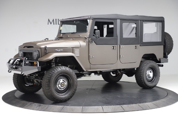 Used 1974 Toyota FJ44 Icon for sale $249,900 at Bentley Greenwich in Greenwich CT 06830 2