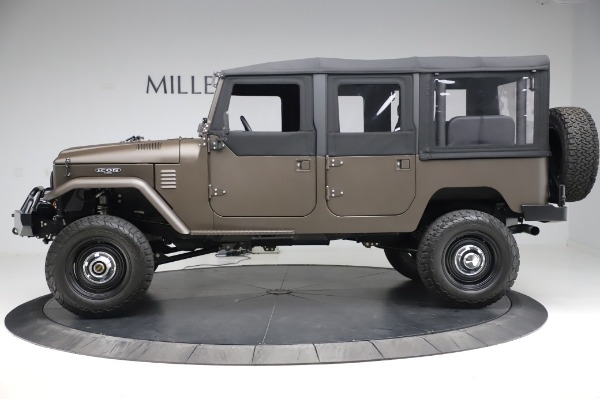 Used 1974 Toyota FJ44 Icon for sale $249,900 at Bentley Greenwich in Greenwich CT 06830 3