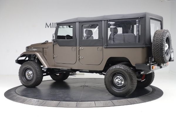 Used 1974 Toyota FJ44 Icon for sale $249,900 at Bentley Greenwich in Greenwich CT 06830 4