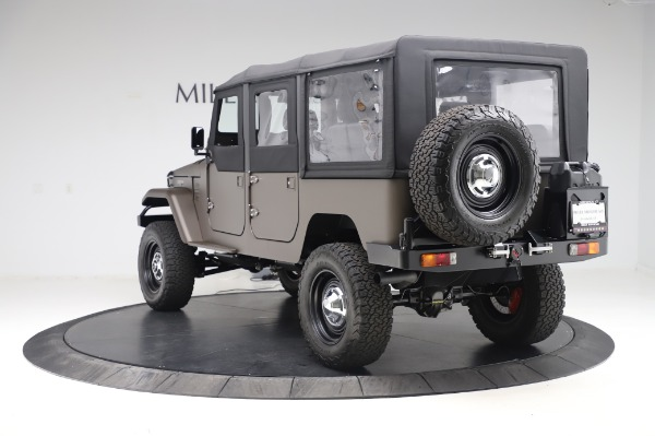 Used 1974 Toyota FJ44 Icon for sale $249,900 at Bentley Greenwich in Greenwich CT 06830 5