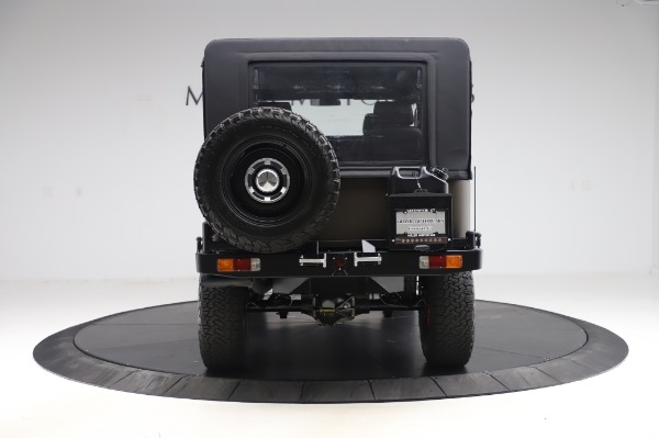 Used 1974 Toyota FJ44 Icon for sale $249,900 at Bentley Greenwich in Greenwich CT 06830 6