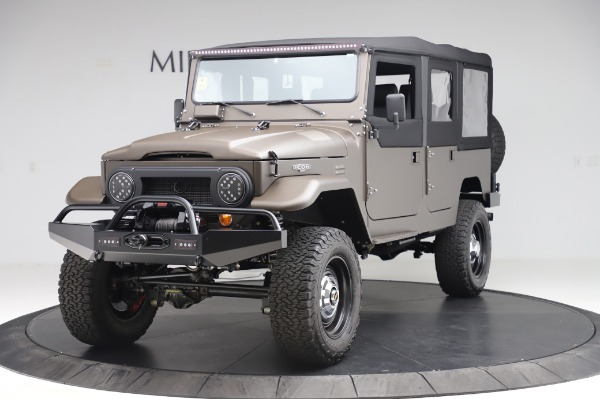 Used 1974 Toyota FJ44 Icon for sale $249,900 at Bentley Greenwich in Greenwich CT 06830 1