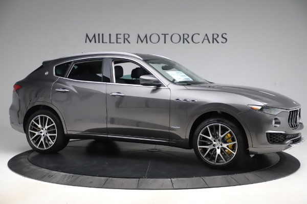 New 2020 Maserati Levante S Q4 GranLusso for sale $100,485 at Bentley Greenwich in Greenwich CT 06830 10