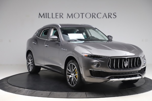 New 2020 Maserati Levante S Q4 GranLusso for sale $100,485 at Bentley Greenwich in Greenwich CT 06830 11