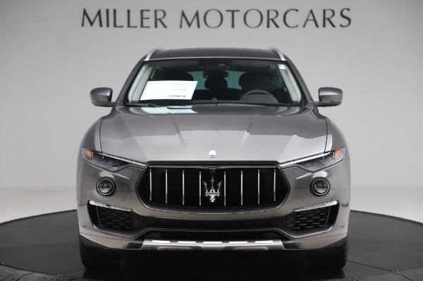 New 2020 Maserati Levante S Q4 GranLusso for sale $100,485 at Bentley Greenwich in Greenwich CT 06830 12