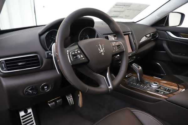 New 2020 Maserati Levante S Q4 GranLusso for sale $100,485 at Bentley Greenwich in Greenwich CT 06830 19