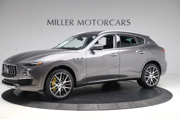 New 2020 Maserati Levante S Q4 GranLusso for sale $100,485 at Bentley Greenwich in Greenwich CT 06830 2