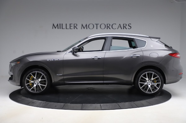New 2020 Maserati Levante S Q4 GranLusso for sale $100,485 at Bentley Greenwich in Greenwich CT 06830 3