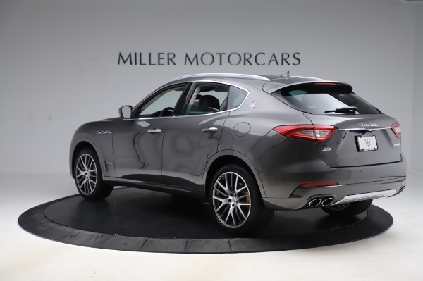 New 2020 Maserati Levante S Q4 GranLusso for sale $100,485 at Bentley Greenwich in Greenwich CT 06830 4