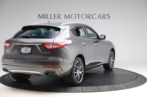 New 2020 Maserati Levante S Q4 GranLusso for sale $100,485 at Bentley Greenwich in Greenwich CT 06830 7