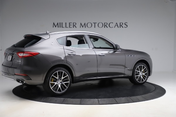 New 2020 Maserati Levante S Q4 GranLusso for sale $100,485 at Bentley Greenwich in Greenwich CT 06830 8