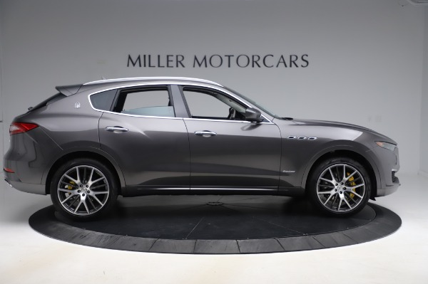 New 2020 Maserati Levante S Q4 GranLusso for sale $100,485 at Bentley Greenwich in Greenwich CT 06830 9