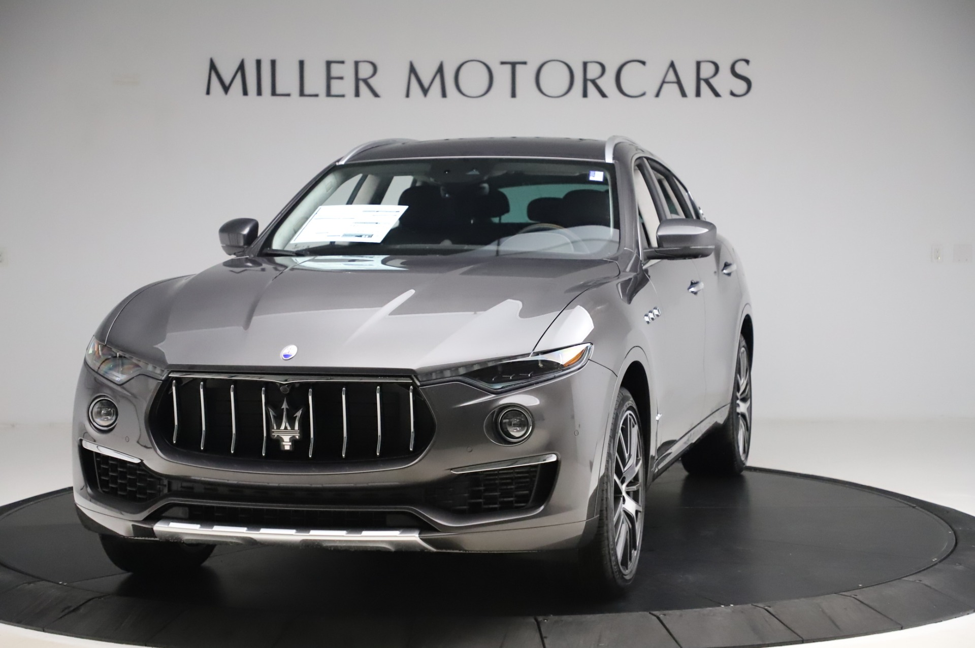 New 2020 Maserati Levante S Q4 GranLusso for sale $100,485 at Bentley Greenwich in Greenwich CT 06830 1