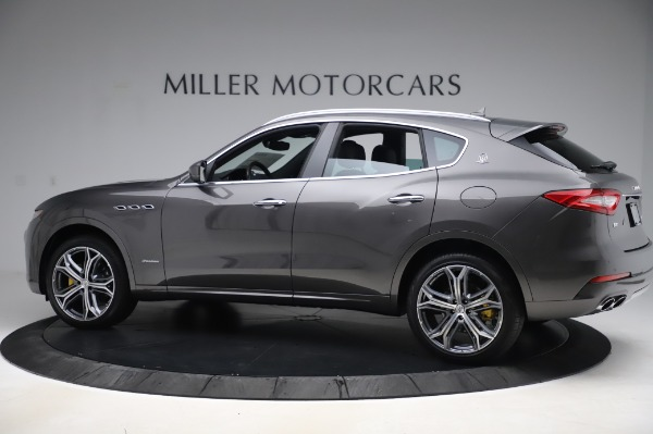 New 2020 Maserati Levante Q4 GranLusso for sale $91,935 at Bentley Greenwich in Greenwich CT 06830 4
