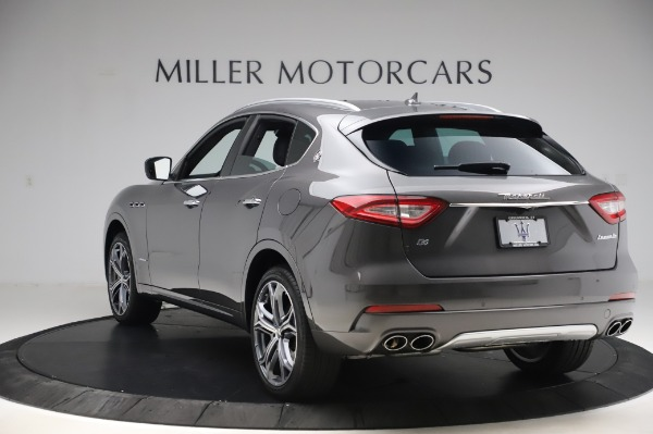 New 2020 Maserati Levante Q4 GranLusso for sale $91,935 at Bentley Greenwich in Greenwich CT 06830 5