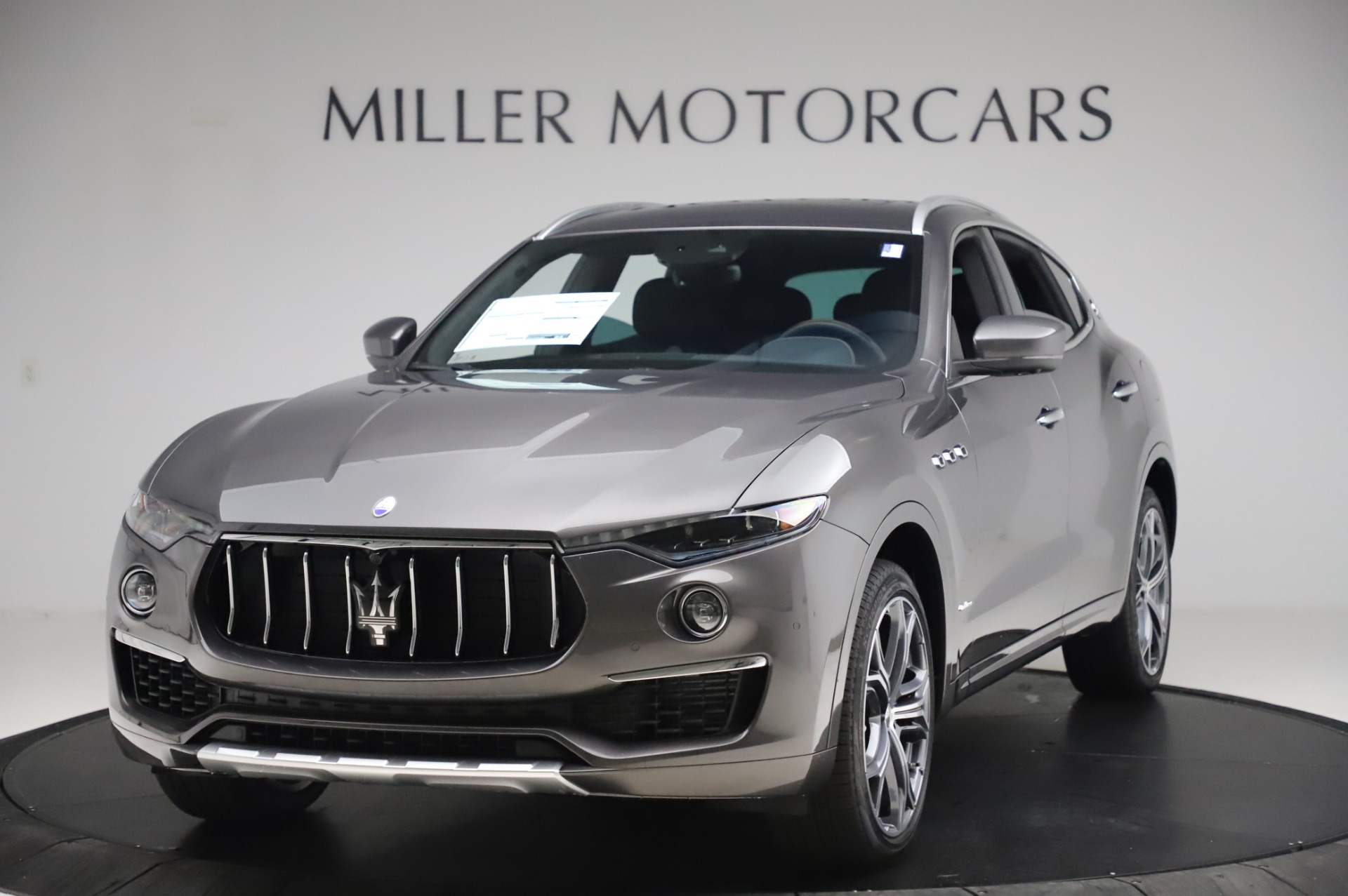 New 2020 Maserati Levante Q4 GranLusso for sale $91,935 at Bentley Greenwich in Greenwich CT 06830 1