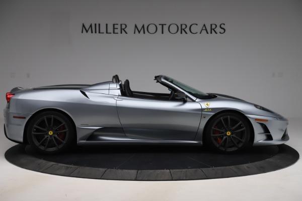 Used 2009 Ferrari 430 Scuderia Spider 16M for sale $324,900 at Bentley Greenwich in Greenwich CT 06830 9