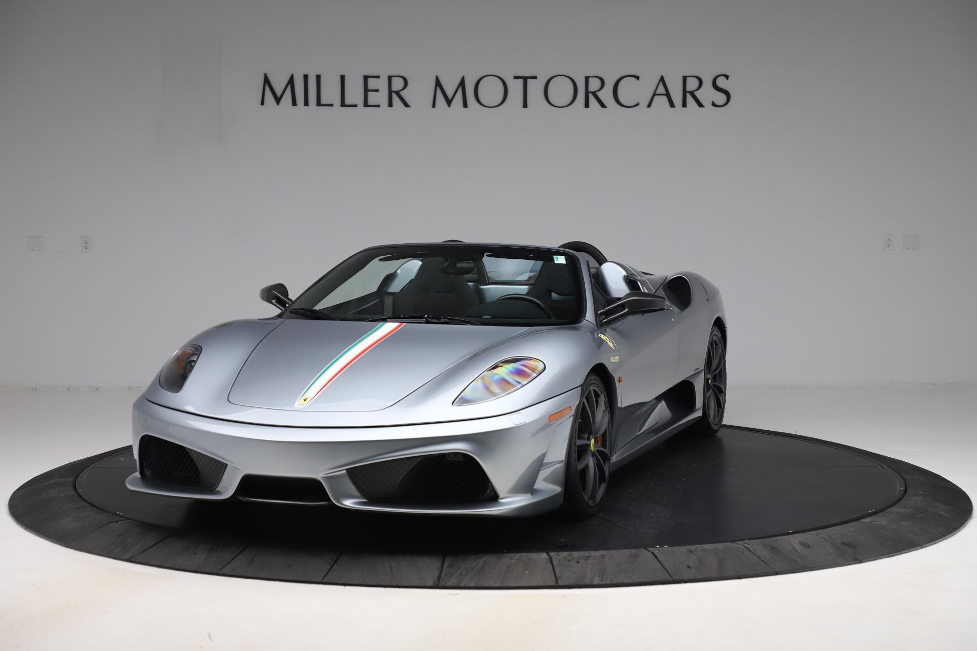 Used 2009 Ferrari 430 Scuderia Spider 16M for sale $324,900 at Bentley Greenwich in Greenwich CT 06830 1