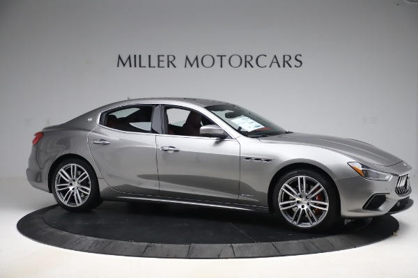 New 2020 Maserati Ghibli S Q4 GranSport for sale $93,285 at Bentley Greenwich in Greenwich CT 06830 10