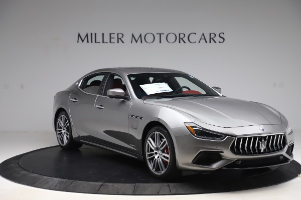 New 2020 Maserati Ghibli S Q4 GranSport for sale $93,285 at Bentley Greenwich in Greenwich CT 06830 11