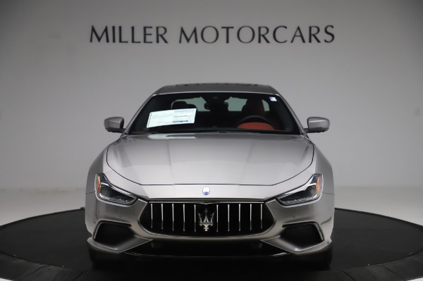 New 2020 Maserati Ghibli S Q4 GranSport for sale $93,285 at Bentley Greenwich in Greenwich CT 06830 12