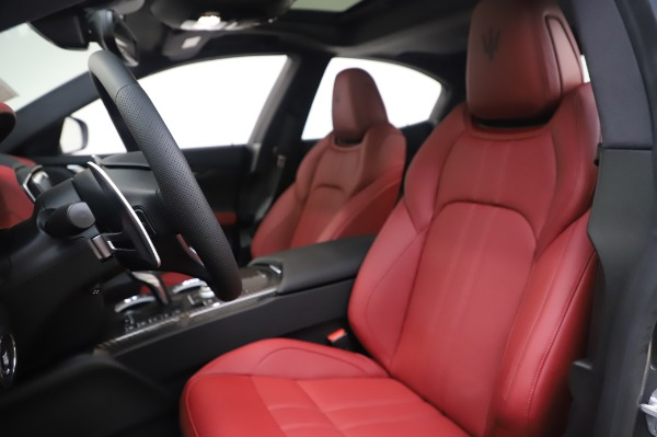 New 2020 Maserati Ghibli S Q4 GranSport for sale $93,285 at Bentley Greenwich in Greenwich CT 06830 14