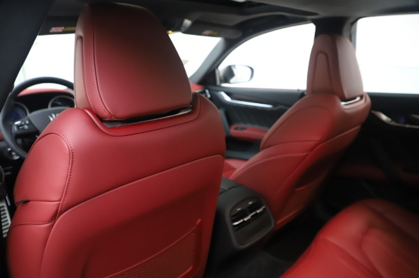 New 2020 Maserati Ghibli S Q4 GranSport for sale $93,285 at Bentley Greenwich in Greenwich CT 06830 20