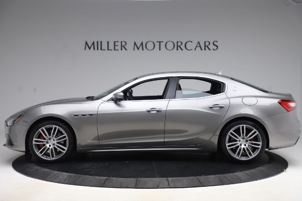 New 2020 Maserati Ghibli S Q4 GranSport for sale $93,285 at Bentley Greenwich in Greenwich CT 06830 3