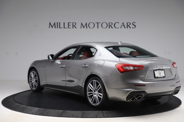 New 2020 Maserati Ghibli S Q4 GranSport for sale $93,285 at Bentley Greenwich in Greenwich CT 06830 4